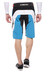 Cube Teamline Shorts Herren white'n'blue'n'red